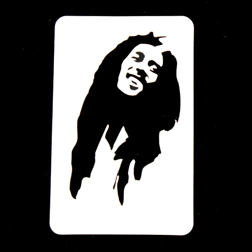 21st Century Phantom Cut Out - Bob Marley by PropDog