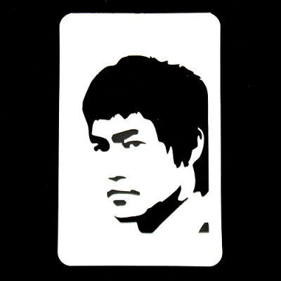 21st Century Phantom Cut Out - Bruce Lee by PropDog