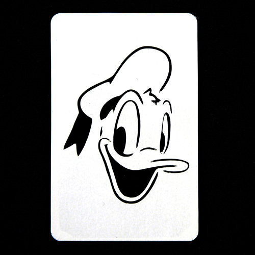 21st Century Phantom Cut Out - Donald Duck by PropDog
