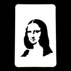 21st Century Phantom Cut Out - Mona Lisa by PropDog