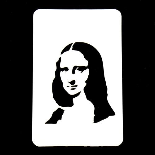 21st Century Phantom Cut Out - Mona Lisa by PropDog