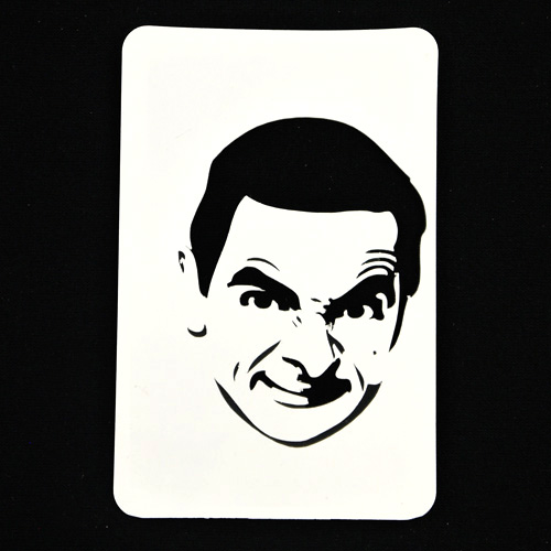 21st Century Phantom Cut Out - Mr Bean by PropDog