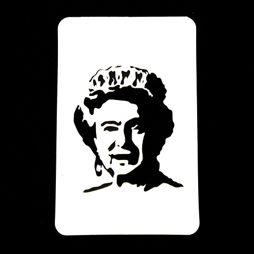 21st Century Phantom Cut Out - The Queen by PropDog