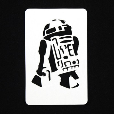 21st Century Phantom Star Wars Cut Out - R2-D2