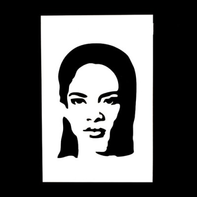 21st Century Phantom Cut Out - Rihanna by PropDog