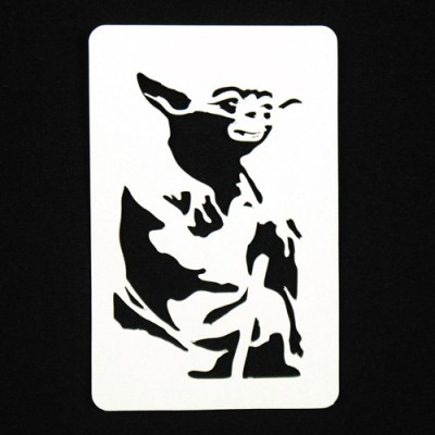21st Century Phantom Star Wars Cut Out - Yoda