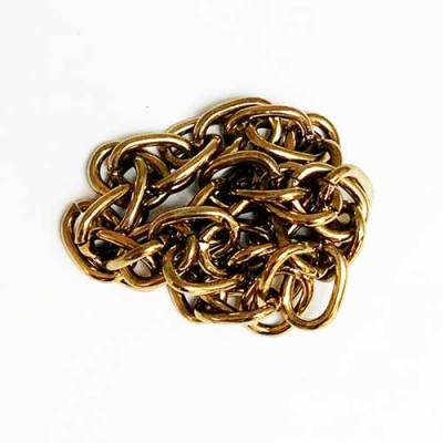 Knot for Fast & Loose / Endless Chain - Gold