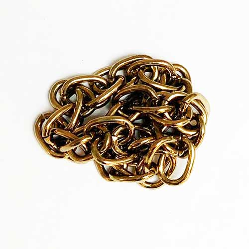 Knot for Fast & Loose / Endless Chain - Brass