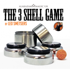 Three Shell Game by Leo Smetsers and Alakazam Magic