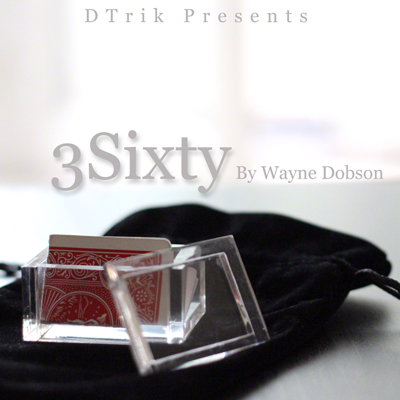 Refill for 3Sixty by Wayne Dobson