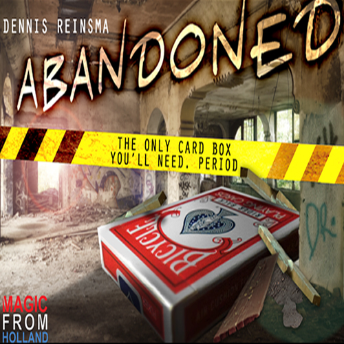 Abandoned by Dennis Reinsma and Peter Eggink