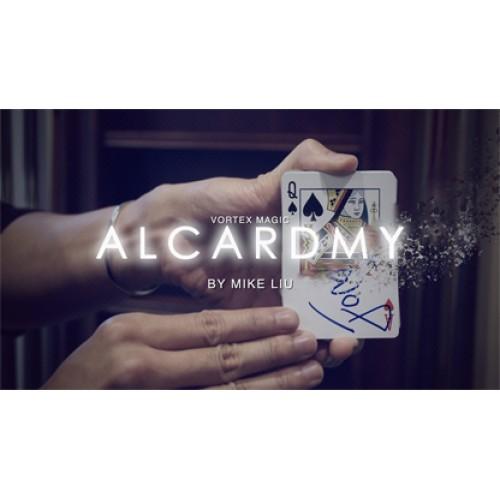 Alcardmy by Mike Liu & Vortex Magic