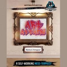 Art Attack by Michael Breggar