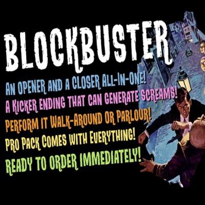 Blockbuster by Bill Abbott