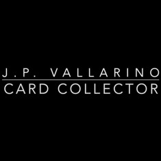Card Collector by Jean-Pierre Vallarino