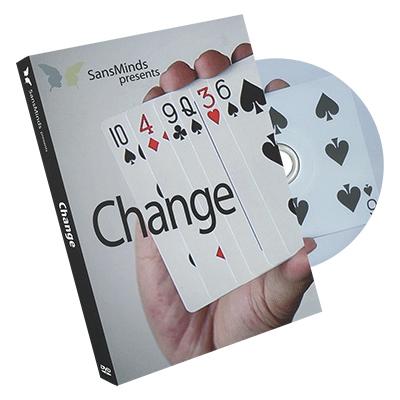 Change by SansMinds