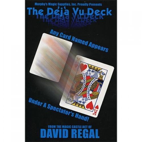Deja Vu Deck by David Regal
