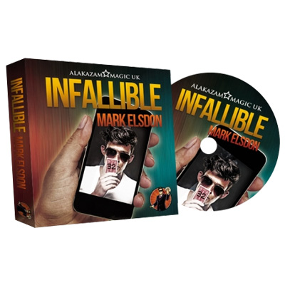 Infallible by Mark Elsdon and Alakazam Magic