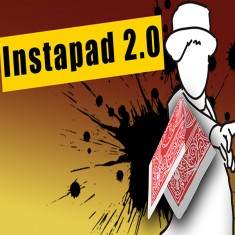 Instapad 2.0 by Gonçalo Gil and Danny Weiser