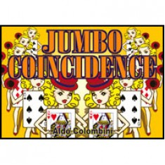 Jumbo Coincidence by Aldo Colombini