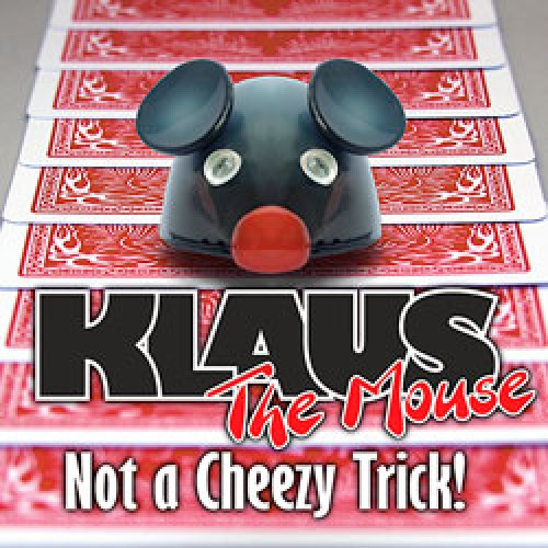 Klaus the Mouse by Card-Shark