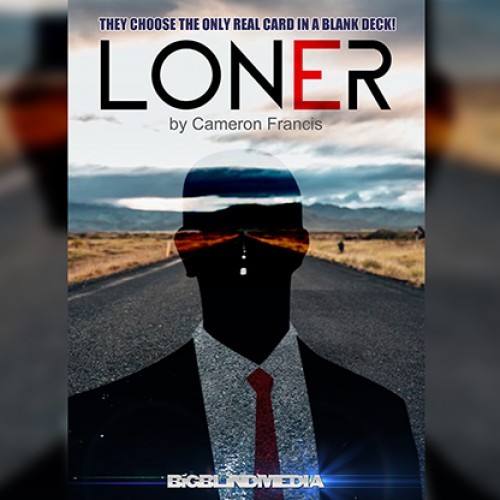 Loner by Cameron Francis