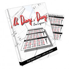 No Diary Diary by Chris Congreave