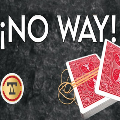 No Way by Marcel and Tango