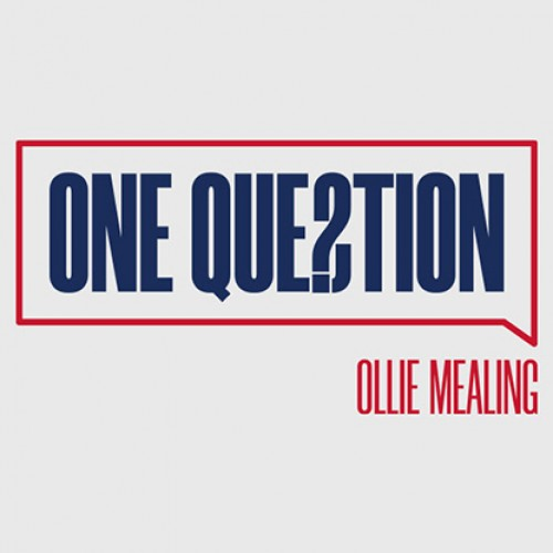 One Question by Ollie Mealing