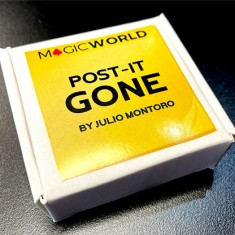 Post It Gone by Julio Montoro