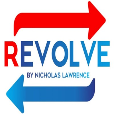 Revolve by Nicholas Lawrence ***SHIPPING 27TH JANUARY***