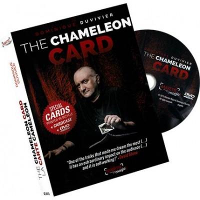 The Chameleon Card - Dominique Duvivier
