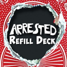 Arrested by Adrian Vega - Refill Deck