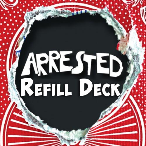 Arrested by Adrian Vega - Refill Deck