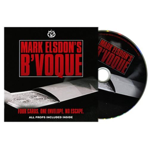 B'Voque by Mark Elsdon