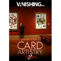 Card Artistry 2 by Justin Flom & Vanishing Inc