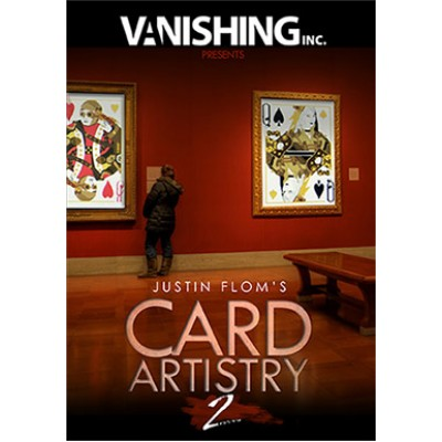Card Artistry 2 by Justin Flom & Vanishing Inc