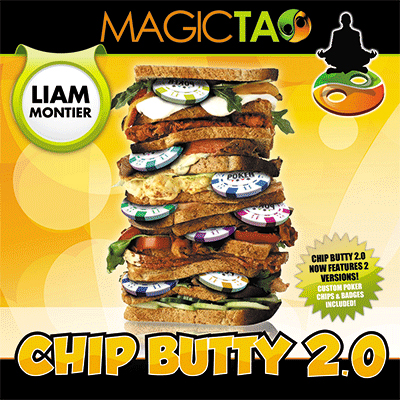 Chip Butty 2.0 by Liam Montier and MagicTao - Blue