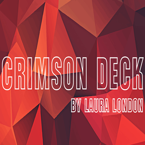 Crimson Deck by Laura London and The Other Brothers