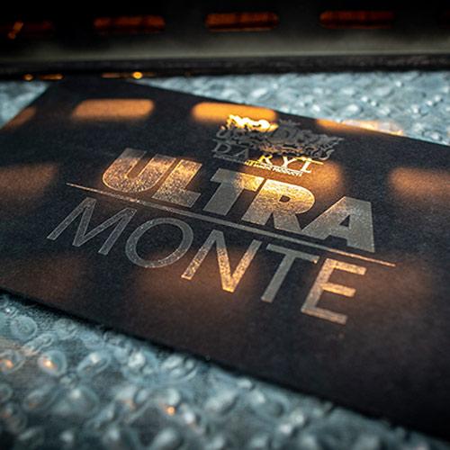 Ultra Monte by Daryl