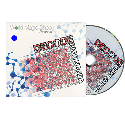 Decode by Rizki Nanda (Blue)