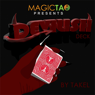 Devilish Deck by Takel and MagicTao - Blue