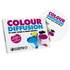 Colour Diffusion by Gary Jones and Alakazam