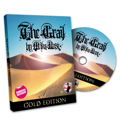 The Grail Gold Edition by Mike Rose - Blue