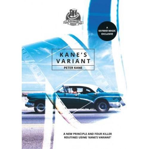 Kane's Variant by Peter Kane & Kaymar Magic