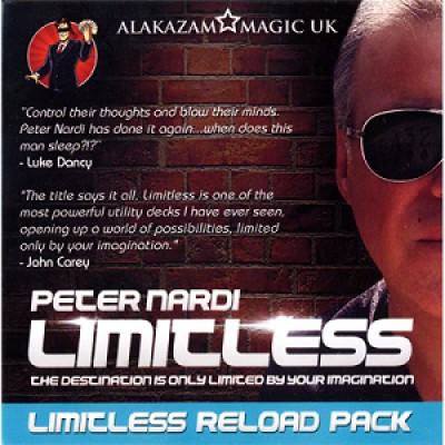 Limitless Expansion Pack - Peter Nardi