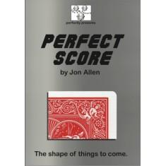 Perfect Score by Jon Allen