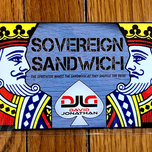 Sovereign Sandwich by David Jonathan