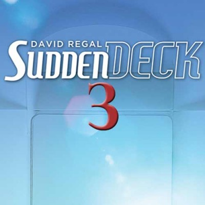 Sudden Deck 3 (Red) by David Regal