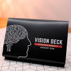 Vision Deck - Red by W.Eston, Manolo & Anthony Stan